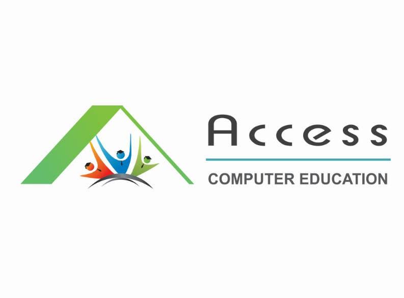 Konkurrenceindlæg #                                        22                                      for                                         Design a Logo for Access Computer Education