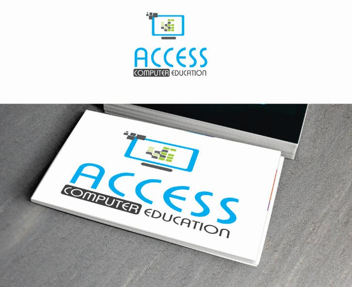 Konkurrenceindlæg #                                        41                                      for                                         Design a Logo for Access Computer Education