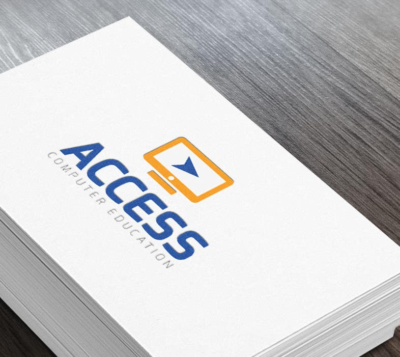 Konkurrenceindlæg #                                        37                                      for                                         Design a Logo for Access Computer Education