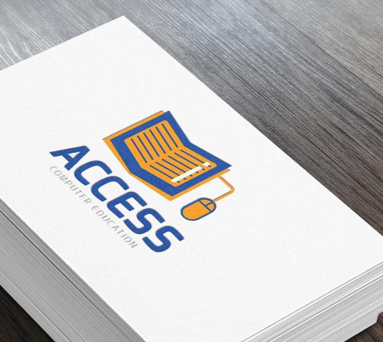 Konkurrenceindlæg #                                        38                                      for                                         Design a Logo for Access Computer Education