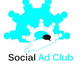 #13 for Design a Logo for social ad club af binithmenon
