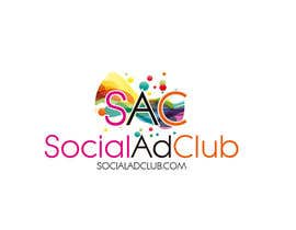 #30 para Design a Logo for social ad club por Vancliff