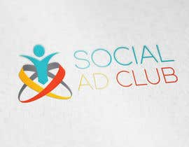 #28 para Design a Logo for social ad club por IllusionG