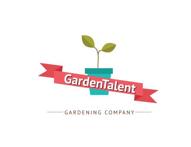 Contest Entry #                                        12                                      for                                         Design a Logo for GardenTalent our gardening website