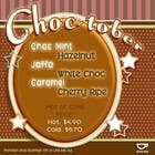 Proposition n° 5 du concours Graphic Design pour Poster Design for a Chocolate promotion