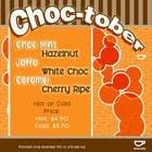 Proposition n° 3 du concours Graphic Design pour Poster Design for a Chocolate promotion