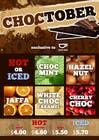 Graphic Design Конкурсная работа №88 для Poster Design for a Chocolate promotion