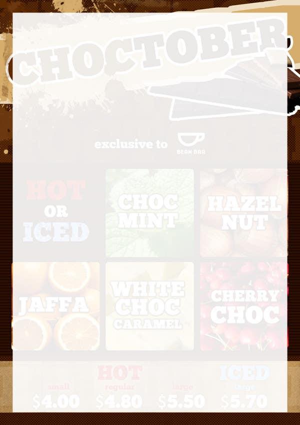 Bài tham dự cuộc thi #                                        89                                      cho                                         Poster Design for a Chocolate promotion