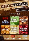Graphic Design Konkurrenceindlæg #91 for Poster Design for a Chocolate promotion