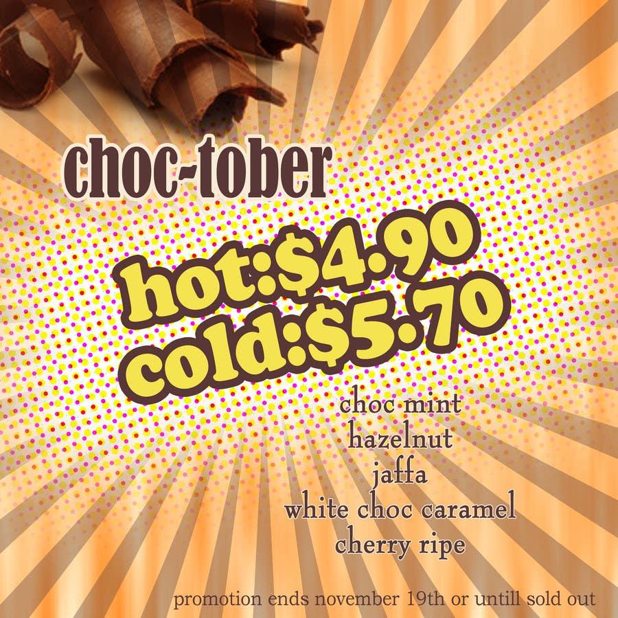 Bài tham dự cuộc thi #                                        66                                      cho                                         Poster Design for a Chocolate promotion