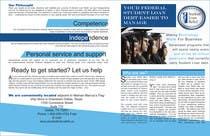 Bài tham dự #51 về Graphic Design cho cuộc thi Create a Brochure Student Loan Relief, Inc
