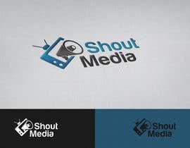 Nro 58 kilpailuun Design a Logo for ShoutMedia käyttäjältä ivegotlost