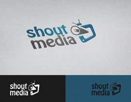 Nro 59 kilpailuun Design a Logo for ShoutMedia käyttäjältä ivegotlost