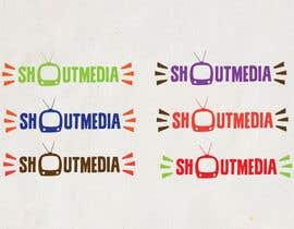 #61 for Design a Logo for ShoutMedia af SzalaiMike