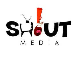 Nro 73 kilpailuun Design a Logo for ShoutMedia käyttäjältä shwetharamnath