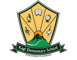 InfinityArt tarafından Design a Logo for Kagi Elementary School için no 15