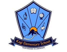 #16 for Design a Logo for Kagi Elementary School af InfinityArt