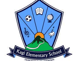 #19 for Design a Logo for Kagi Elementary School af InfinityArt