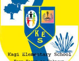 #6 for Design a Logo for Kagi Elementary School by webcrispycom