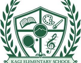 iloveyou78 tarafından Design a Logo for Kagi Elementary School için no 8