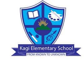Nro 5 kilpailuun Design a Logo for Kagi Elementary School käyttäjältä simplicityshop