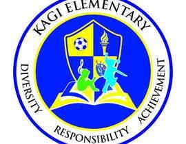thedubliner tarafından Design a Logo for Kagi Elementary School için no 14