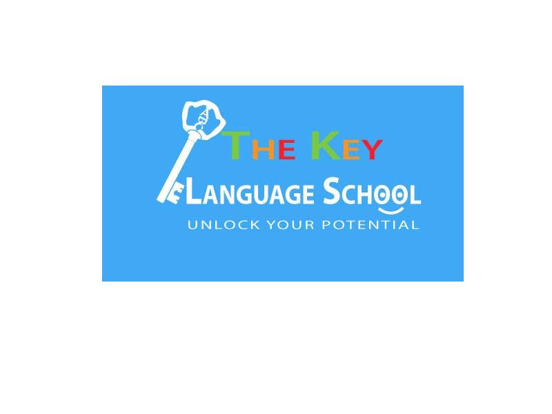 Kilpailutyö #                                        15                                      kilpailussa                                         Design a Logo for The Key Language School