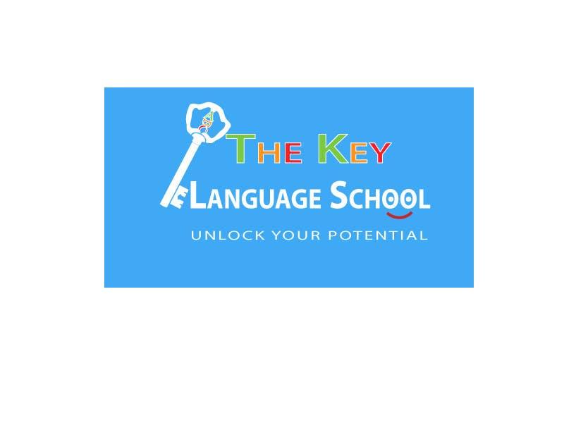 Kilpailutyö #                                        16                                      kilpailussa                                         Design a Logo for The Key Language School