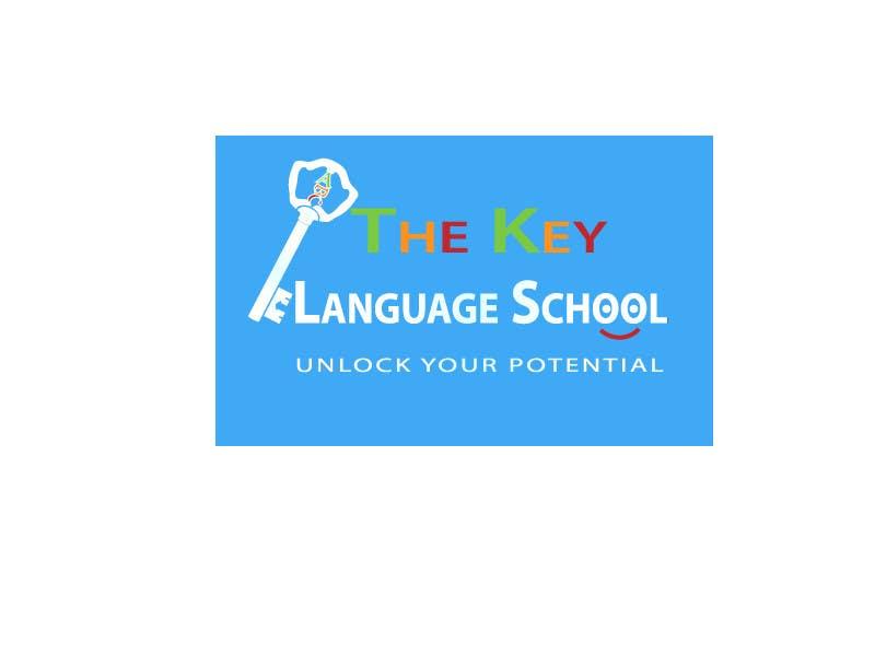 Kilpailutyö #                                        24                                      kilpailussa                                         Design a Logo for The Key Language School