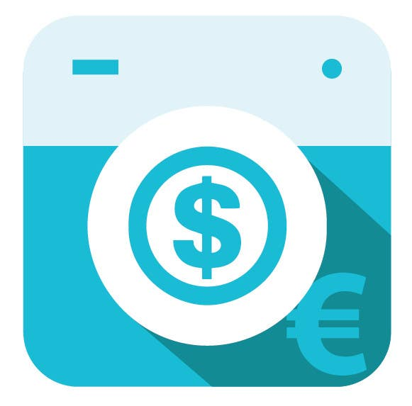 Konkurrenceindlæg #56 for App Icon For Augmented Currency Converter
