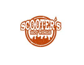 #12 for Design a Logo for Scooter's Hot Wings by ricardosanz38