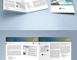 #7 for Template for productbrochure af cibin