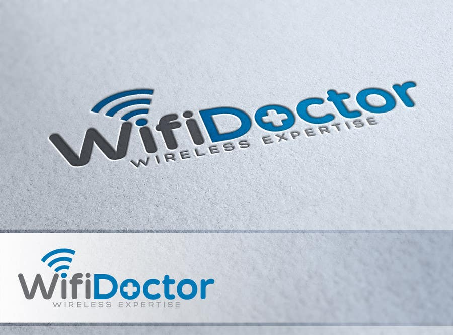 #24 for Design a Logo for Wifi Doctor by HammyHS
