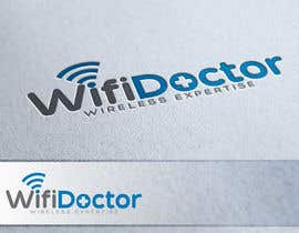 nº 24 pour Design a Logo for Wifi Doctor par HammyHS