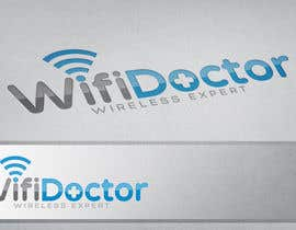 nº 29 pour Design a Logo for Wifi Doctor par HammyHS