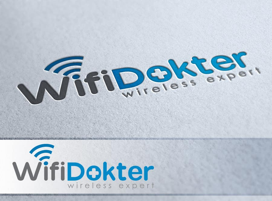 #31 for Design a Logo for Wifi Doctor by HammyHS