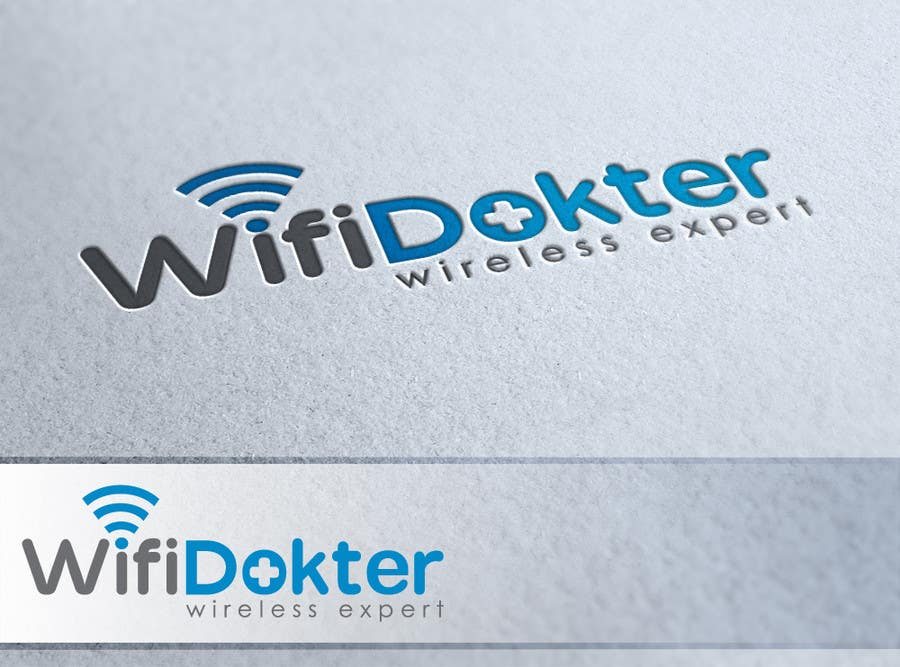 #33 for Design a Logo for Wifi Doctor by HammyHS