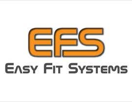 "#12 cho Design a Logo for ""Easy Fit Systems"" bởi iakabir"