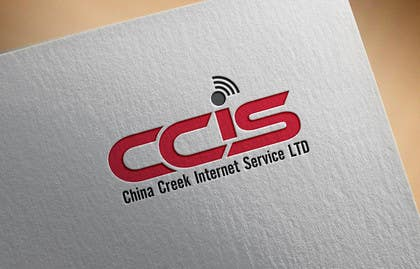 #551 untuk Design a Logo for China Creek Internet Service LTD oleh SergiuDorin