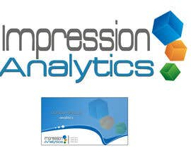 #113 para Design a Logo for Impression Analytics por alidicera