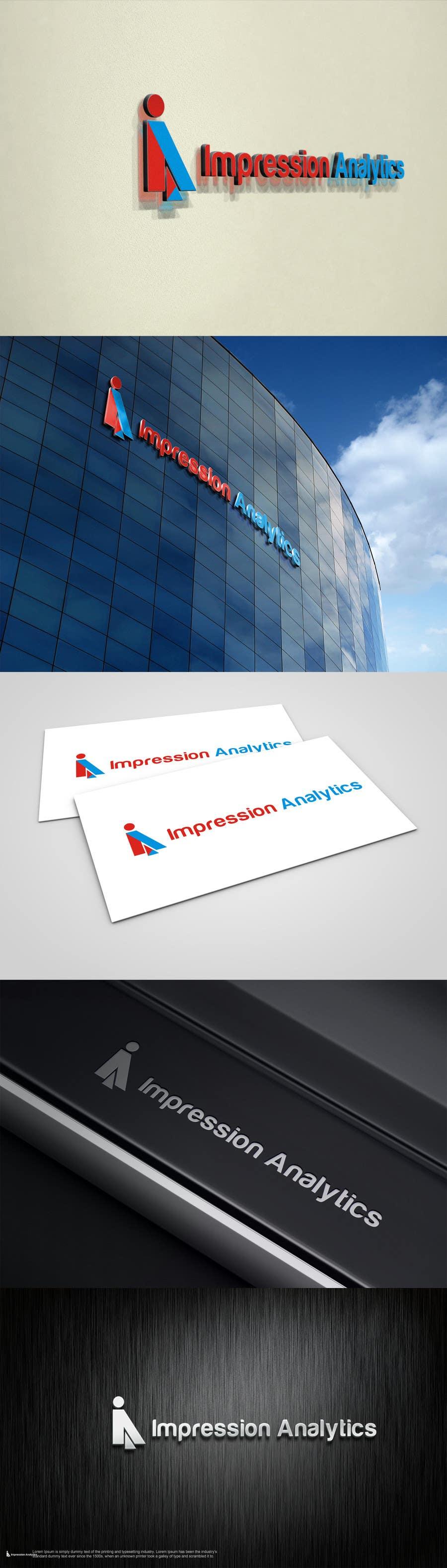 Inscrição nº 19 do Concurso para Design a Logo for Impression Analytics