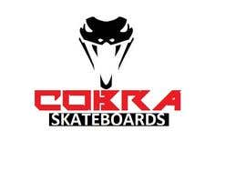 #20 for Design a Logo for Cobra Skateboards af Arm83