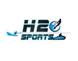 #73 for Disegnare un Logo for H2O sports af piratessid
