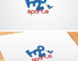 #45 for Disegnare un Logo for H2O sports by bojanantonijevic
