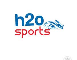 #48 for Disegnare un Logo for H2O sports by codigoccafe