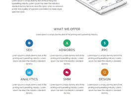 #6 for Design a website template for a SEO Company 2nd by jobgathu