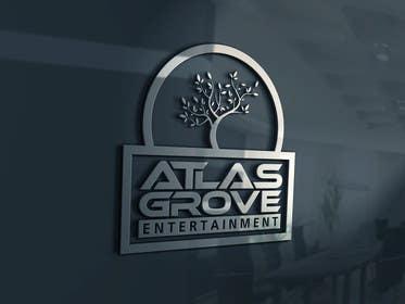 #55 untuk Design a Logo for Atlas Grove oleh SergiuDorin