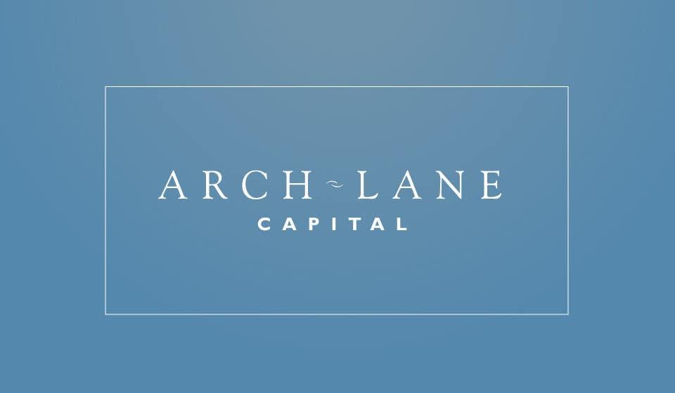 Bài tham dự cuộc thi #109 cho Arch Lane Logo