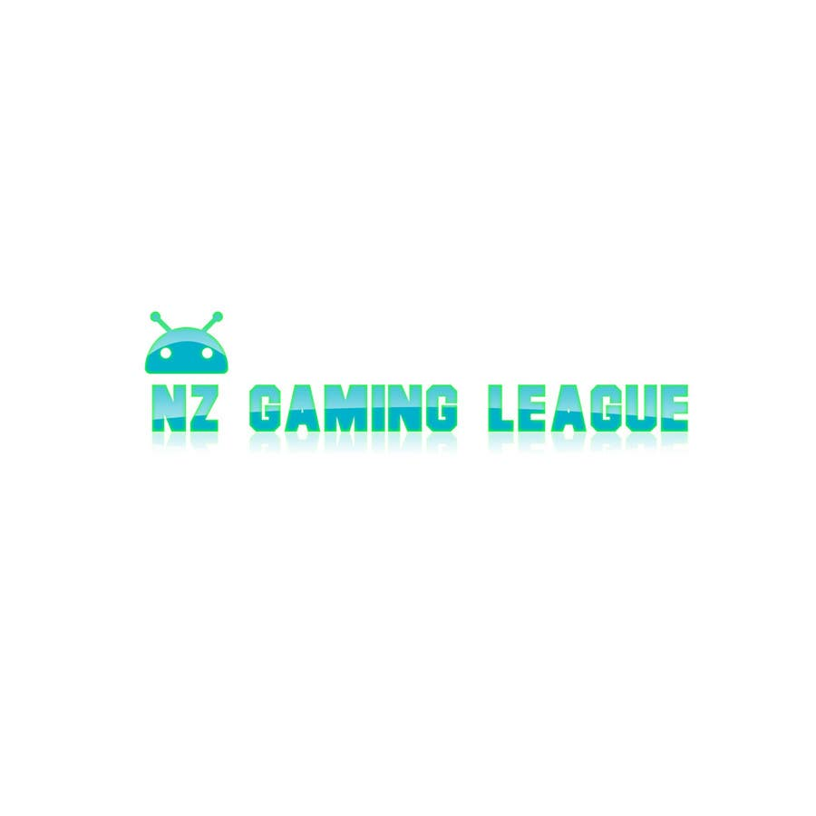 Konkurrenceindlæg #                                        32                                      for                                         Design a Logo for NZ Gaming League