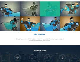 mahiweb123 tarafından Design a Website Mockup & Business Card for Photobooth Company için no 3